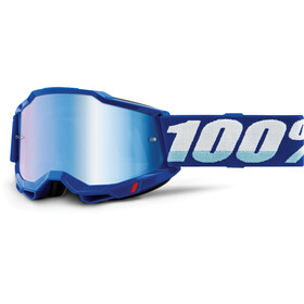 100% Accuri Anti-Fog Goggles Gen2 blue/mirror